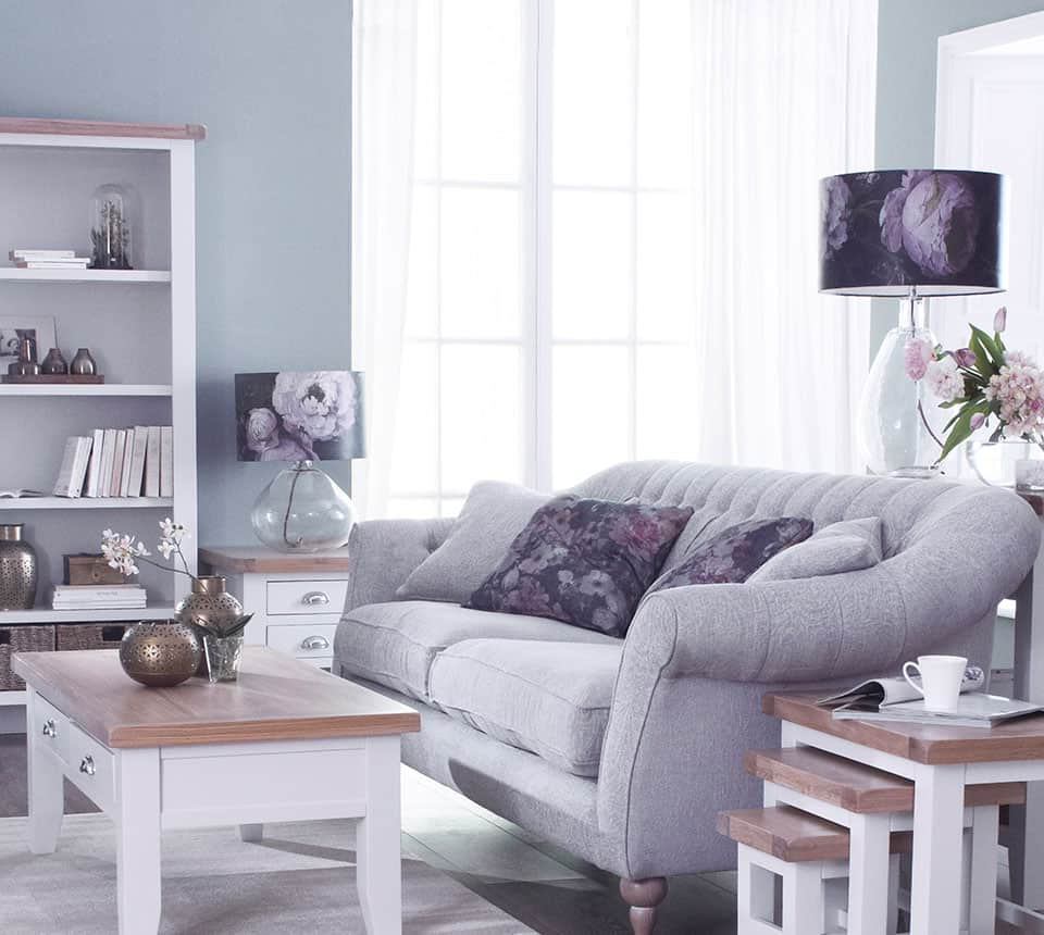 Lifestyle Furniture – Sumptuous furnishings and décor for