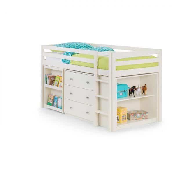 Roxy Sleep Station with Metal Handles