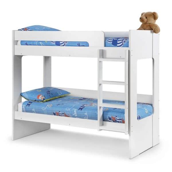 Ellie Bunk Bed White