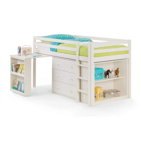 Roxy Sleep Station with Wooden Handles