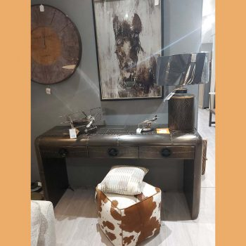 Aviator Bronze Desk