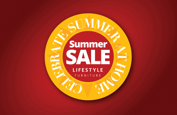 Lifestyle Furniture - Summer Sale NOW ON